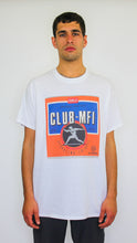 Load image into Gallery viewer, Club MFI Short Sleeve Tee White (SALE)