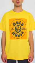 Load image into Gallery viewer, Acid House Short Sleeve Tee Yellow (BOGO50%OFF)