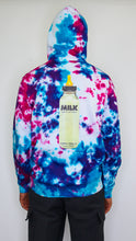 Load image into Gallery viewer, Milk - Dark Acid  Tie Dye Hoody