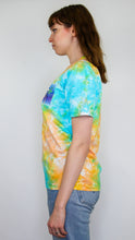 Load image into Gallery viewer, Bount-e - Acid Scrunch Tie Dye Short Sleeve Tee (BOGO50%OFF)
