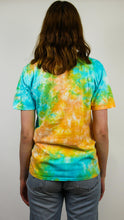 Load image into Gallery viewer, Bount-e - Acid Scrunch Tie Dye Tee
