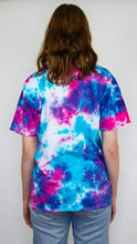 Load image into Gallery viewer, Jungle Party - Dark Acid Tie Dye Short Sleeve Tee (BOGO50%OFF)