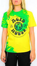 Load image into Gallery viewer, Acid House - Neon Spiral Tie Dye Short Sleeve Tee (BOGO50%OFF)
