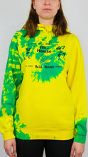 Load image into Gallery viewer, Big House - Neon Spiral Tie Dye Hoody