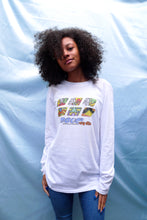 Load image into Gallery viewer, Move 98 Long Sleeve Tee White (SALE)