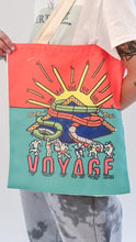 Load image into Gallery viewer, Voyage Edge to Edge Tote Bag