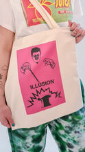 Load image into Gallery viewer, Illusion Tote Bag