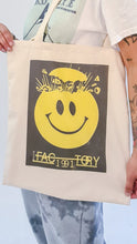 Load image into Gallery viewer, Wasp Factory Tote Bag