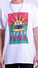 Load image into Gallery viewer, Voyage Short Sleeve Tee White (BOGO50%OFF)