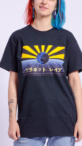 Planet Rave Japan 1 Short Sleeve Tee Black (BOGO50%OFF)