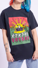 Load image into Gallery viewer, Voyage Short Sleeve Tee Black (BOGO50%OFF)