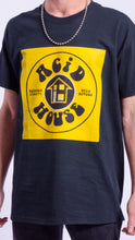 Load image into Gallery viewer, Acid House Short Sleeve Tee Black (BOGO50%OFF)