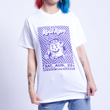 Load image into Gallery viewer, Kool-Rave Purple Short Sleeve Tee White (BOGO50%OFF)