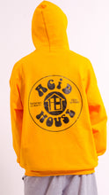 Load image into Gallery viewer, Acid House Gold Hoody