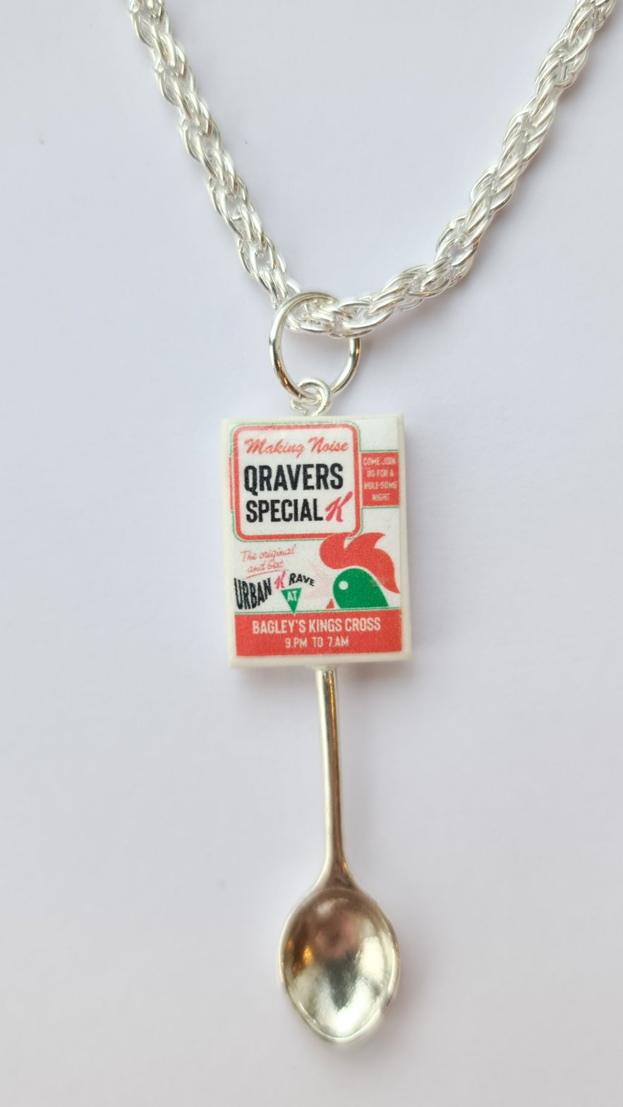 Qravers Special K Spoon