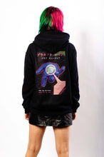 Load image into Gallery viewer, Planet Rave Japan Hoody Black
