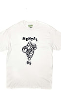 Load image into Gallery viewer, Mental 95 Rave Tshirt White (BOGO50%OFF)