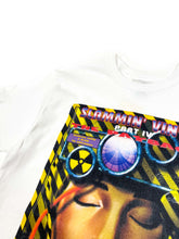 Load image into Gallery viewer, Junior Tomlin Chevron Short Sleeve Tee White