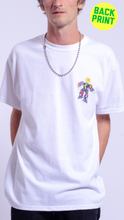 Load image into Gallery viewer, Raindance Man Short Sleeve Tee White (BOGO50%OFF)
