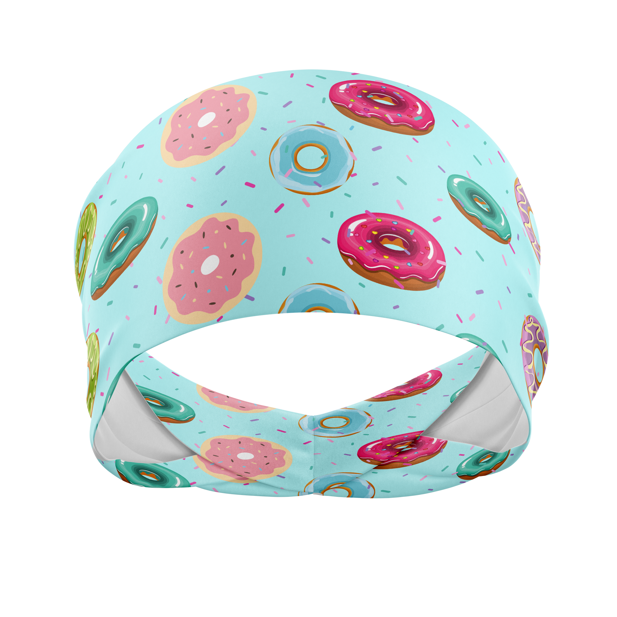 Donut Luv-Wicking Workout Headband