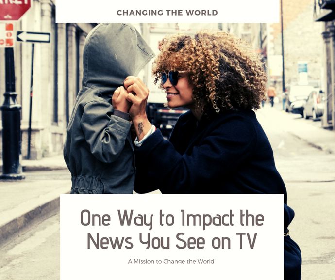 One Way to Impact the News You See on TV