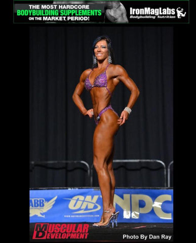bailey dawn, contest prep, carb cycling, nutrition guide