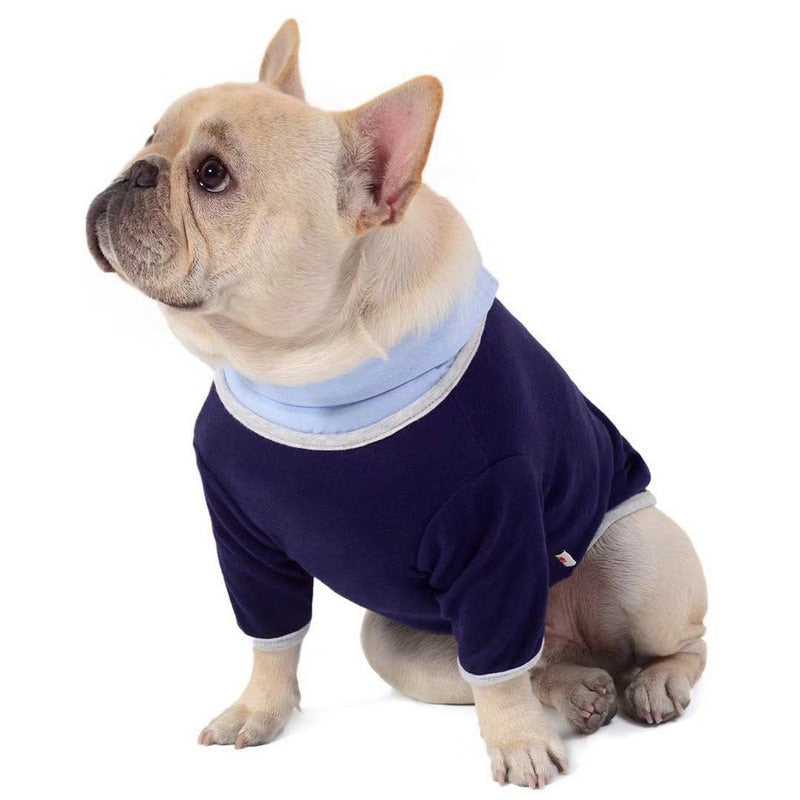 Elegant Cotton Shirt - Frenchie N Pug