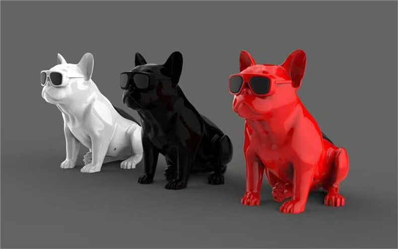 S5 Wireless French Bulldog Speaker - Frenchie N Pug