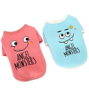 Angel Monsters Sweaters - Frenchie N Pug