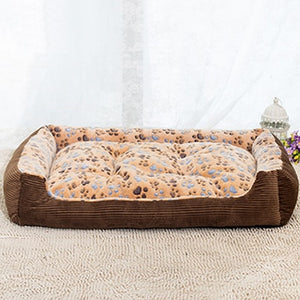 Dog Bed Waterproof Washable Pet House - Frenchie N Pug