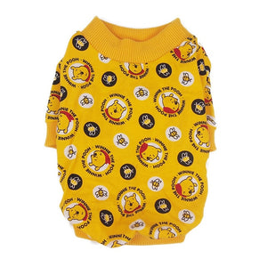 Winnie the Pooh Cotton Sweater - Frenchie N Pug