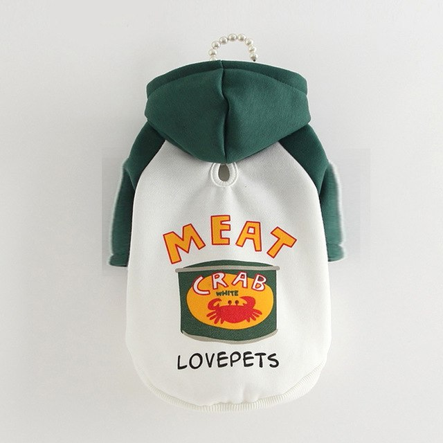 Meat Lover Jacket - Frenchie N Pug