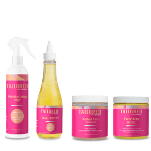 Natural Hair Regimen Styling Kit