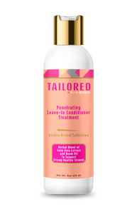 Moisture Penetrating Leave-In Conditioner Treatment