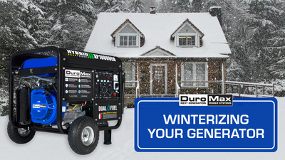 Winterizing Your Generator