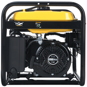 DuroStar DS4000S 4000-Watt 7-Hp Air Cooled OHV Gas Engine Portable RV Generator