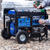 DuroMax XP12000HX 12,000-Watt 460cc Dual Fuel Gas Propane Portable Generator with CO Alert