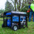 DuroMax XP13000HX 13000-Watt 20HP Dual Fuel Gas Propane Portable Generator with CO Alert