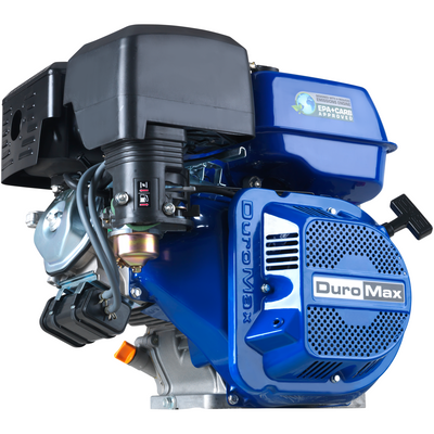DuroMax XP18HP 457cc 3,600-Rpm 1-Inch Shaft Recoil Start Engine