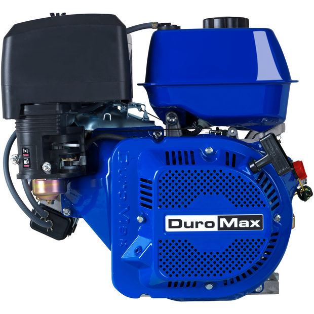 DuroMax XP18HP 440cc 18-Hp 3,600-Rpm 1-Inch Shaft Recoil Start Engine