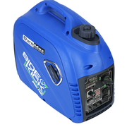 DuroMax XP2200EH 2200-Watt Dual Fuel Digital Inverter Hybrid Portable Generator