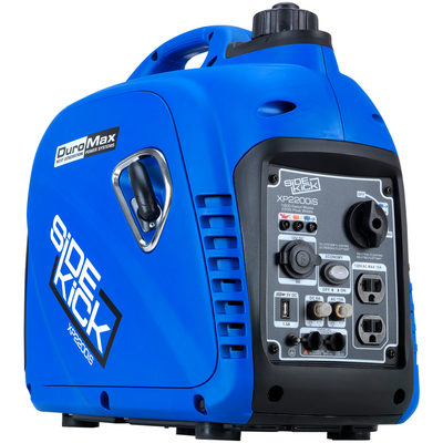 DuroMax XP2200IS 2200-Watt 79cc Digital Inverter Gas Powered Portable Generator