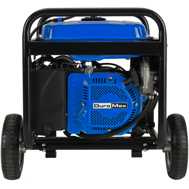 5,000-Watt Electric Start Dual Fuel Hybrid Portable Generator for Canada