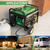 DuroMax XP5250EH 5250-Watt 224cc Electric Start Dual Fuel Hybrid Portable Generator