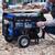 DuroMax XP5500HX 5,500-Watt 210cc Dual Fuel Gas Propane Portable Generator with CO Alert