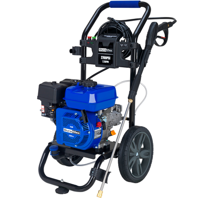 DuroMax XP2700PWS 2700 PSI 2.3 GPM 180cc Gas Engine Pressure Washer