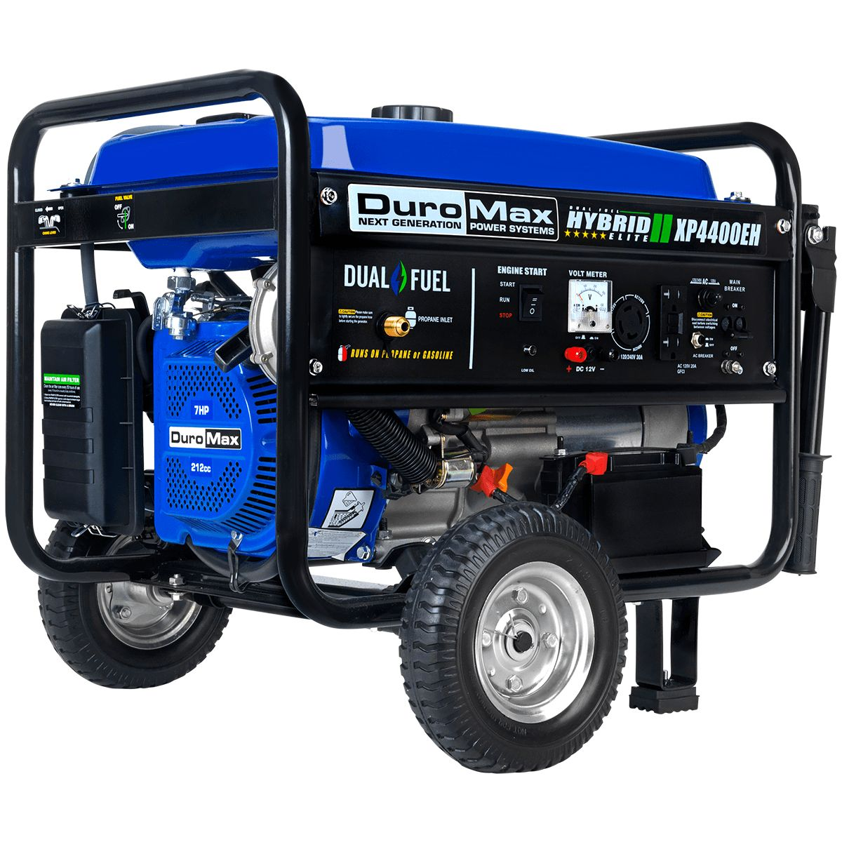 Product Manuals – DuroMax Power Equipment on