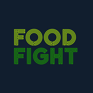 The Jen Salad ~ Food Fight ~ March 2019
