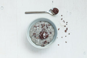 Chia Pudding ~ Seasonal Flavours