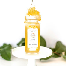 Load image into Gallery viewer, Honey Bath Soak ~ My Daughter Fragrances